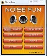 Pantallazo Noise Fun