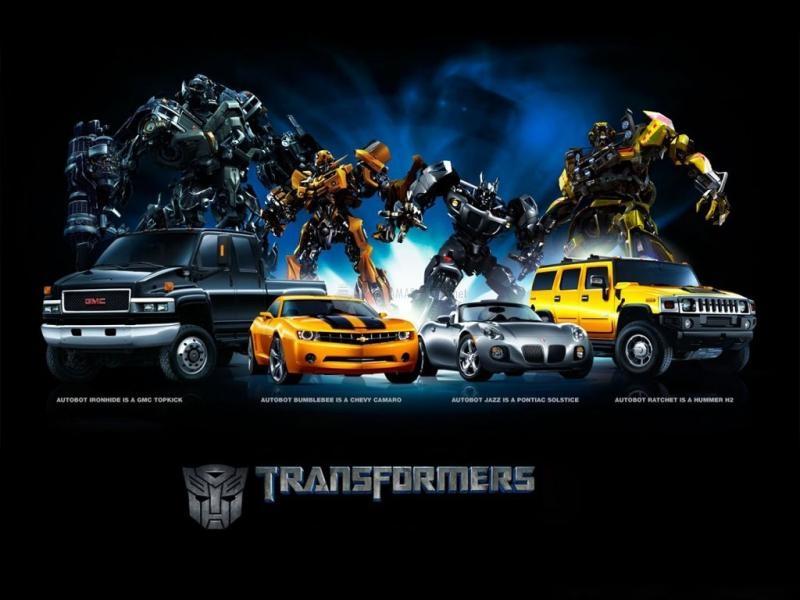 Pantallazo Equipo Transformers