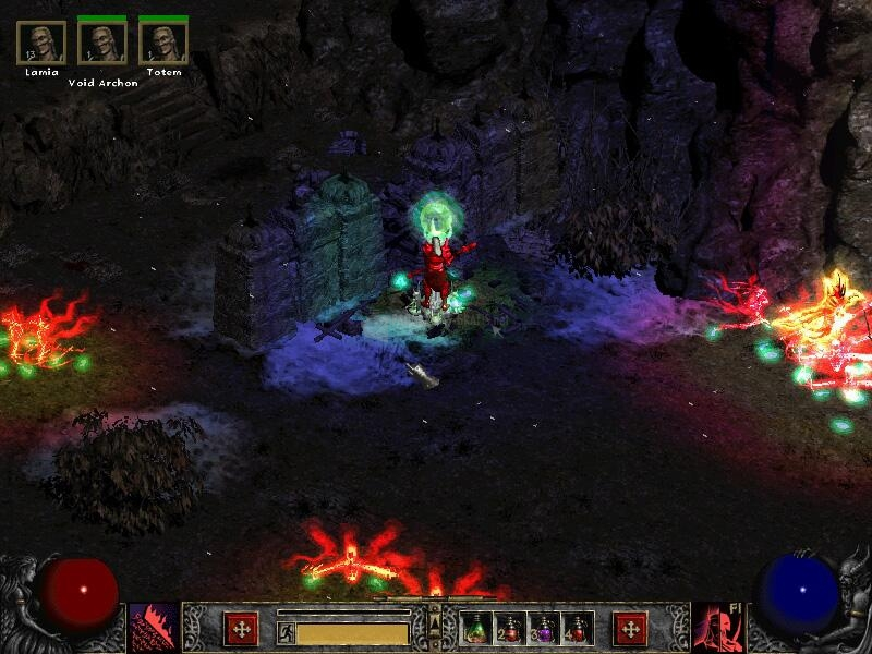 Pantallazo Median XL Mod for Diablo II LoD