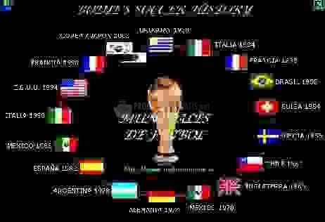 Pantallazo Bodies Soccer