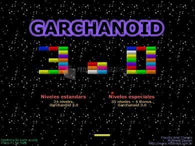 Pantallazo Garchanoid 3D