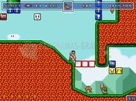 Pantallazo Super Mario Bros: Shine Pursuit