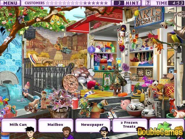 Pantallazo Little Shop of Treasures 2