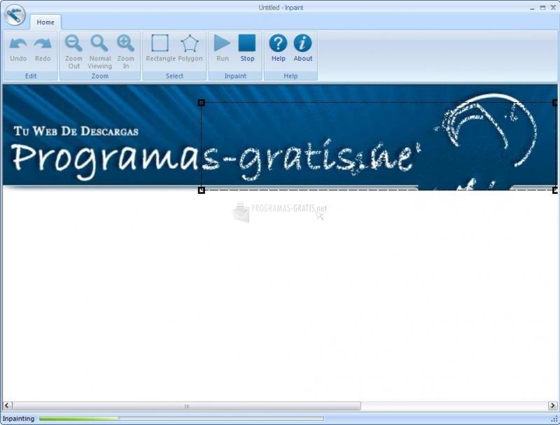 GRATUIT TÉLÉCHARGER INPAINT 2.3