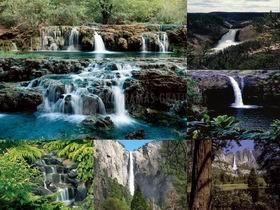 Pantallazo Amazing Waterfalls Photo Screensaver