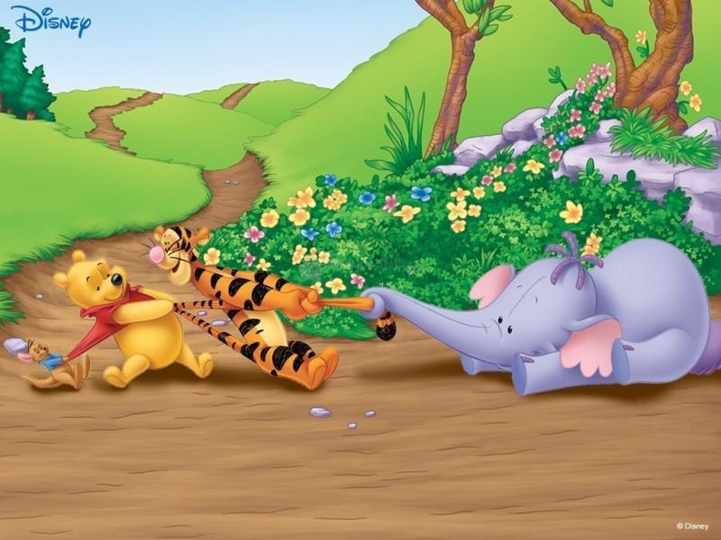 Pantallazo Winnie y sus amigos