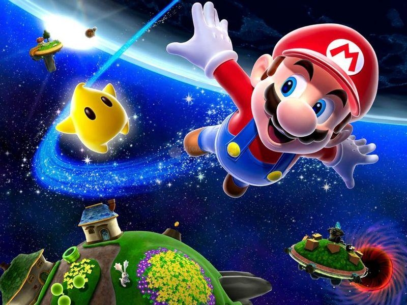 Descargar Super Mario Galaxy 1 0 Gratis Para Windows