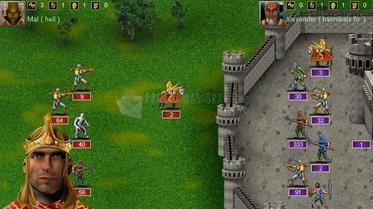 Pantallazo Empires Online II