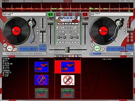 Pantallazo Ejay DJ Mixstation