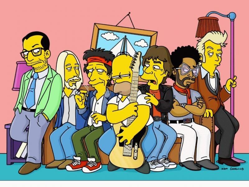 Pantallazo Homero Musico