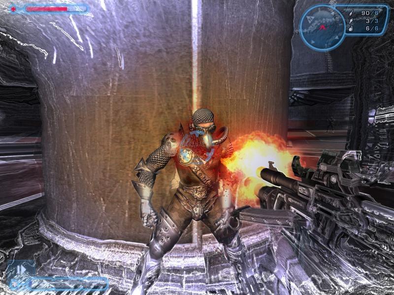 Pantallazo Timeshift Multiplayer
