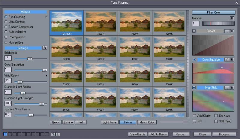 Screenshot Dynamic-Photo HDR