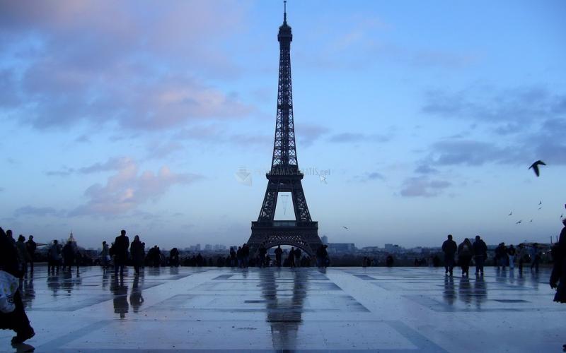 Pantallazo Torre Eiffel