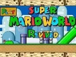 Pantallazo Super Mario World Revived