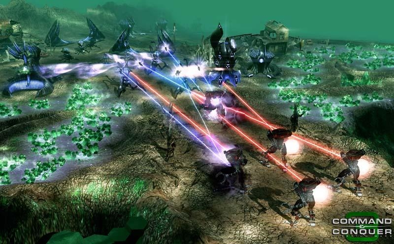 Pantallazo Command and Conquer 3: Tiberium Wars
