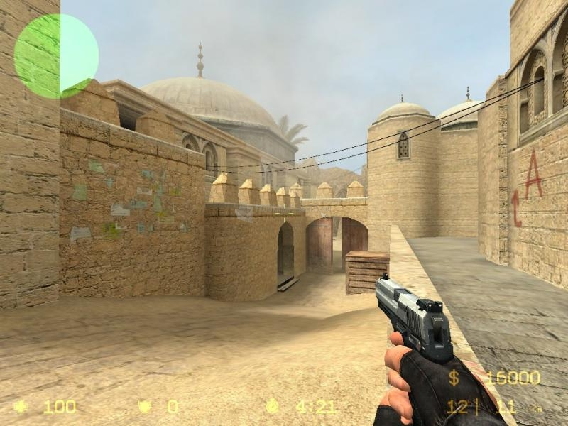 Pantallazo Counter Strike
