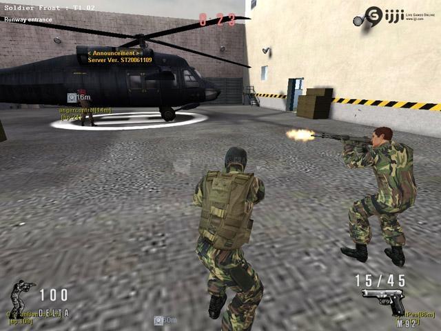 Pantallazo Soldier Front