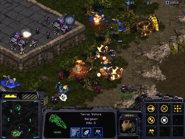 Screenshot Starcraft