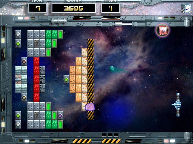 Pantallazo Arkanoid: Space Ball