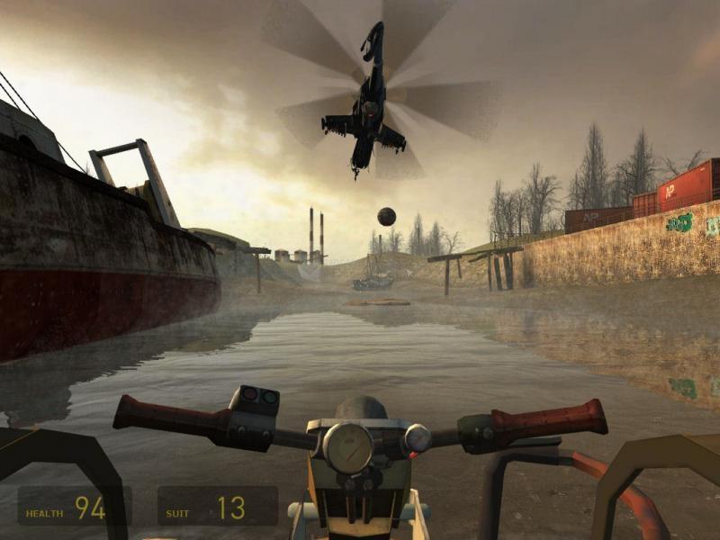 Pantallazo Half Life 2