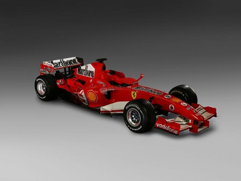 Pantallazo F1 Ferrari