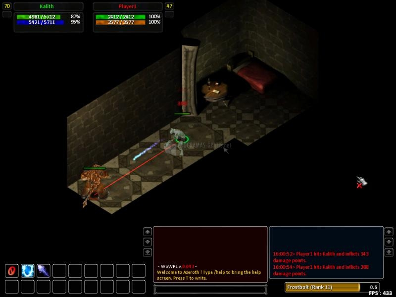 Pantallazo World of Warcraft : Raid Leader