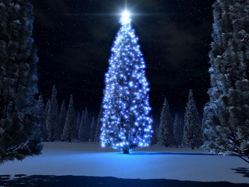 Pantallazo Árbol de Navidad