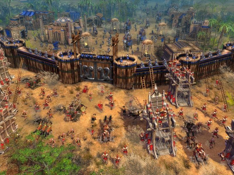 Pantallazo Sparta - La batalla de las Termópilas