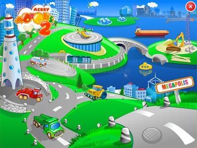 Pantallazo Merry Motors 2: Megapolis