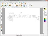 Pantallazo Cadkas PDF Reader