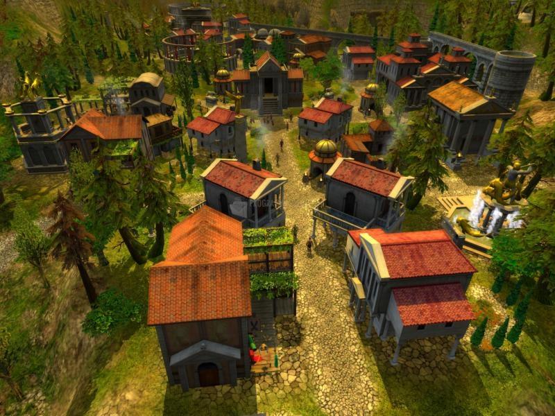 Pantallazo Glory of the Roman Empire