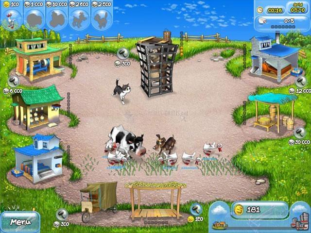 Pantallazo Farm Frenzy