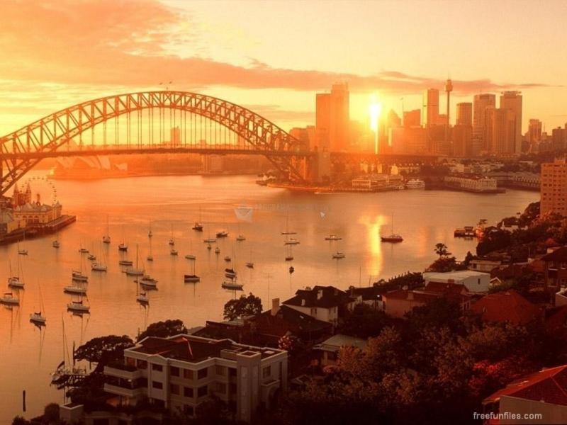 Pantallazo Sydney Australia