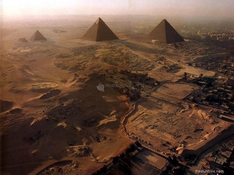 Pantallazo Las Grandes Piramides