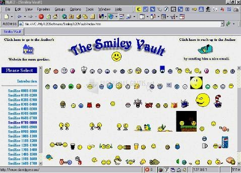 Pantallazo The Smiley Vault