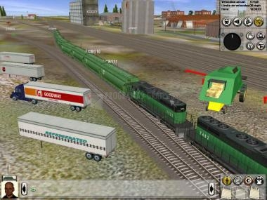 Pantallazo Trainz Railroad Simulator 2006