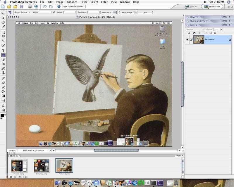 Pantallazo Adobe Photoshop Elements