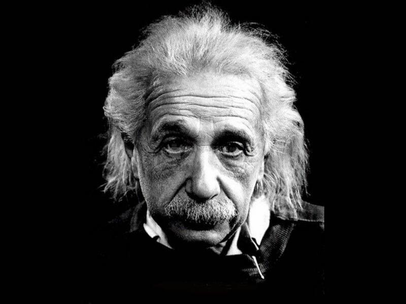 Pantallazo Albert Einstein