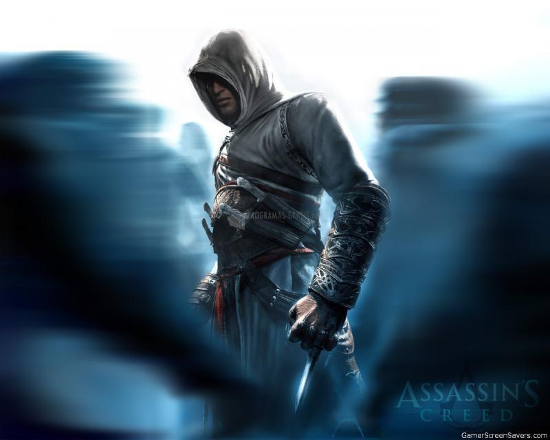 Pantallazo Assassins Creed Screensaver
