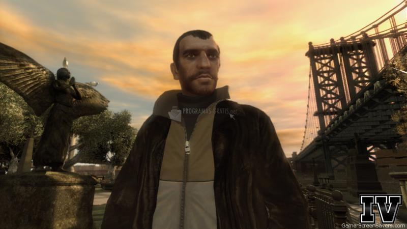 Pantallazo Grand Theft Auto IV Screensaver