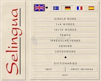 Pantallazo Selingua