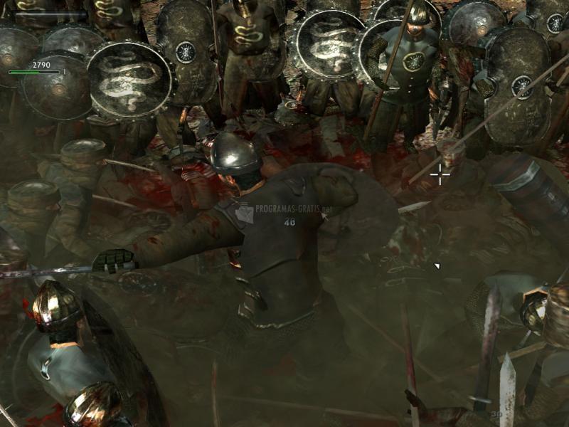 Pantallazo Legion of Man