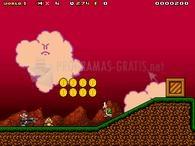 Pantallazo Super Mario Bros: Dark Days