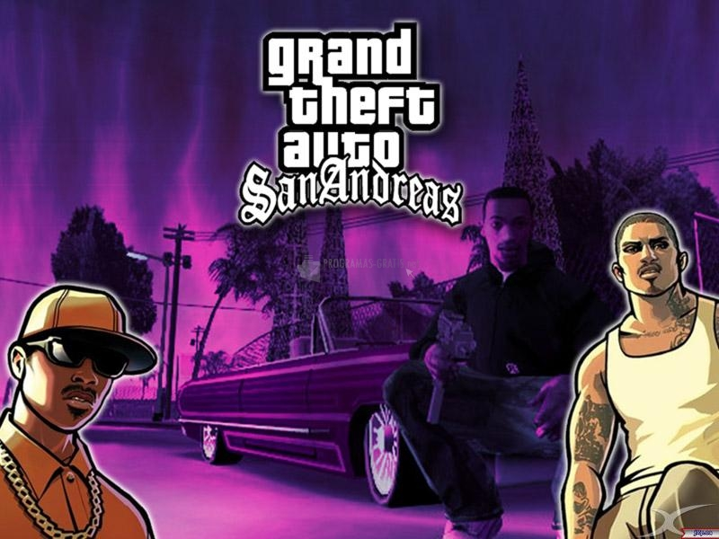 Pantallazo GTA San Andreas Boys Screensaver