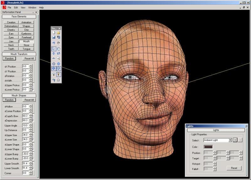 Pantallazo Facial Studio