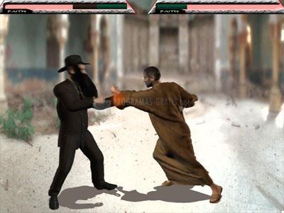 Pantallazo Monk Kombat 3