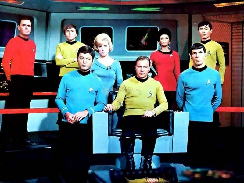 Pantallazo Star Trek Casting