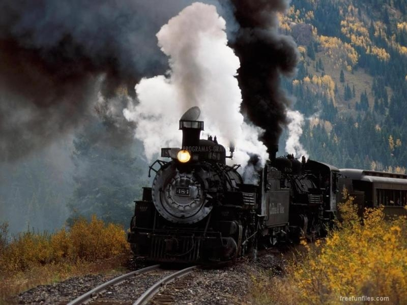 Pantallazo Que Viene el Tren