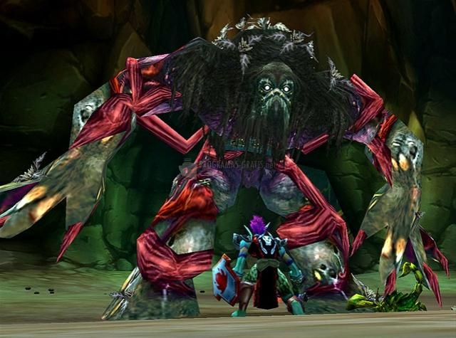 Pantallazo World of Warcraft Screensaver 2