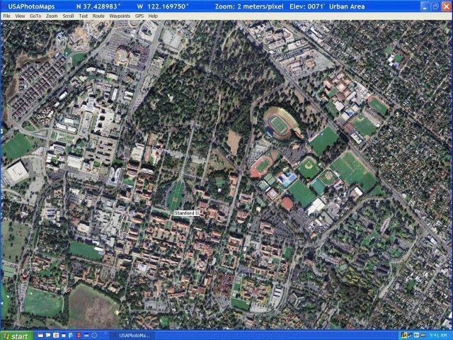 Pantallazo USA Photo Maps